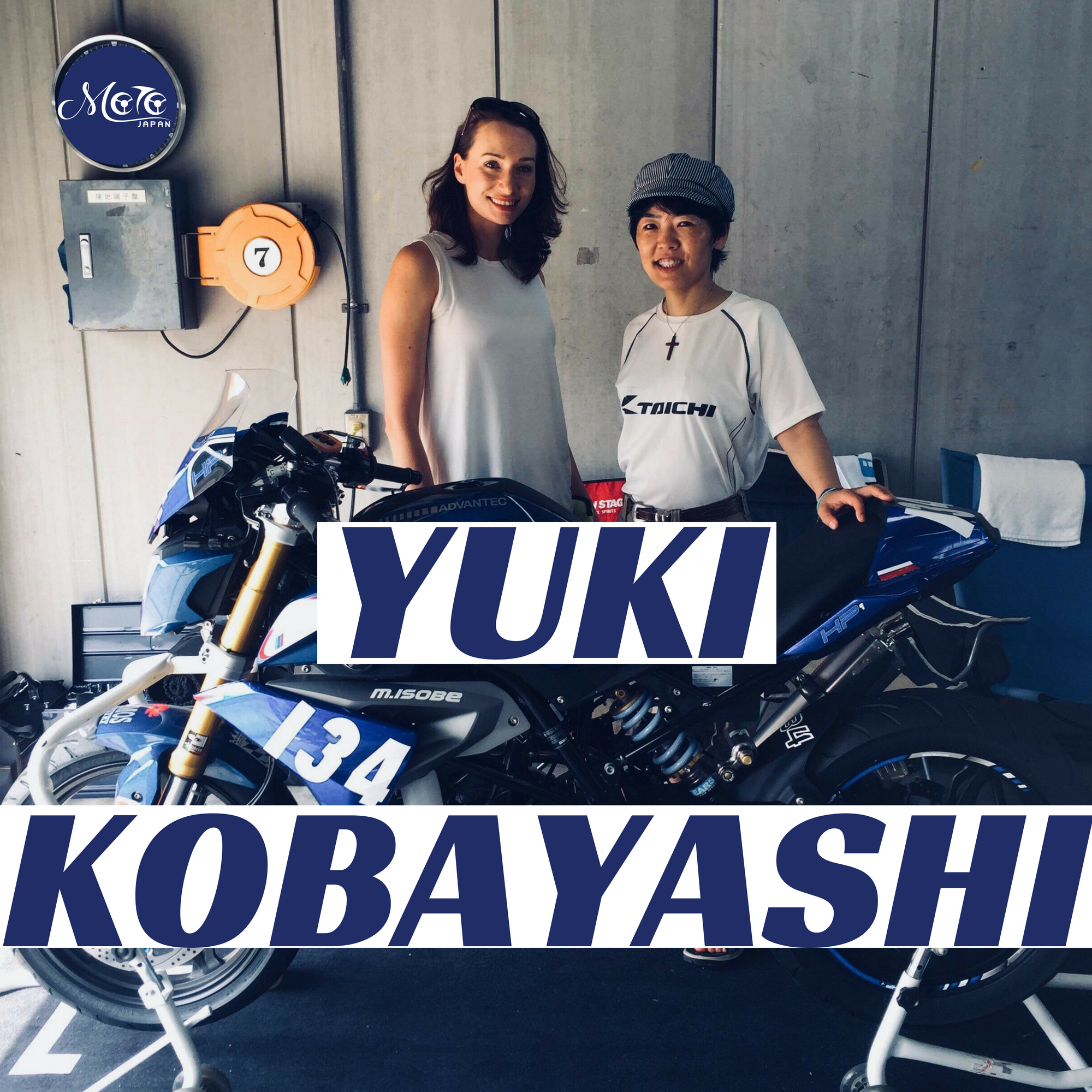 Yuki Kobayashi Motorcycle Journalist Japan